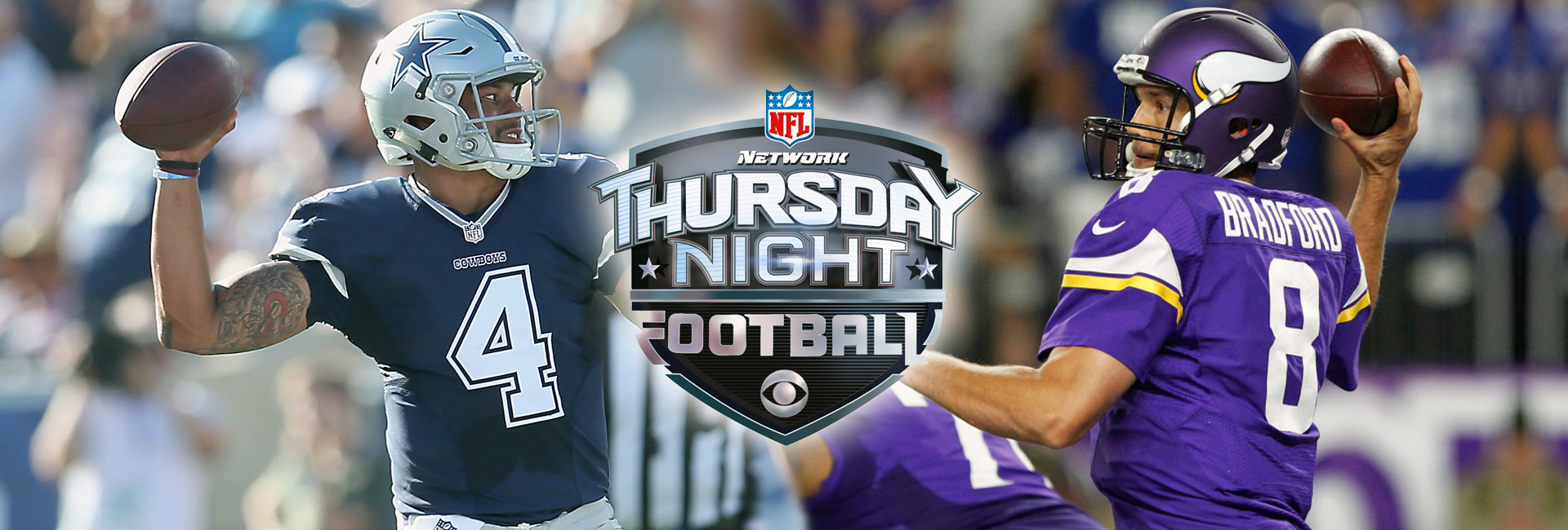 who plays on thursday night football this week football football