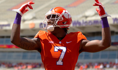 Mike Williams NFL Draft 2017