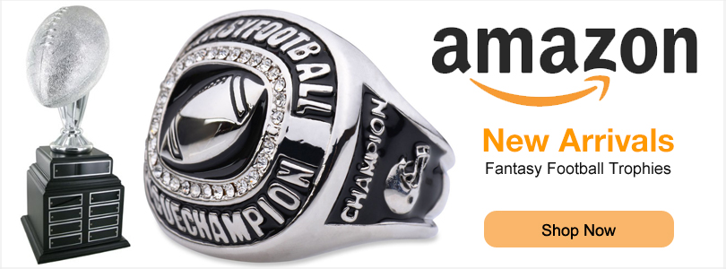 Fantasy Football Trophies at Amazon.com
