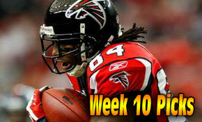 NFL Picks Week 10 7