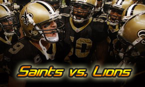 NFL Playoff Preview: Lions at Saints 6