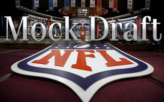 2012 NFL Mock Draft 1.0