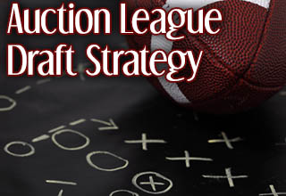 Auction League Draft Strategy