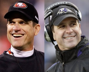 Harbaugh Brothers