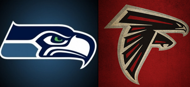 NFL Playoff Preview Seahawks at Falcons