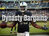 Dynasty Bargain Bin Running Backs