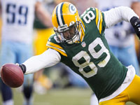 James Jones Fantasy Football 2013