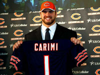 Gabe Carimi Traded to Bucs