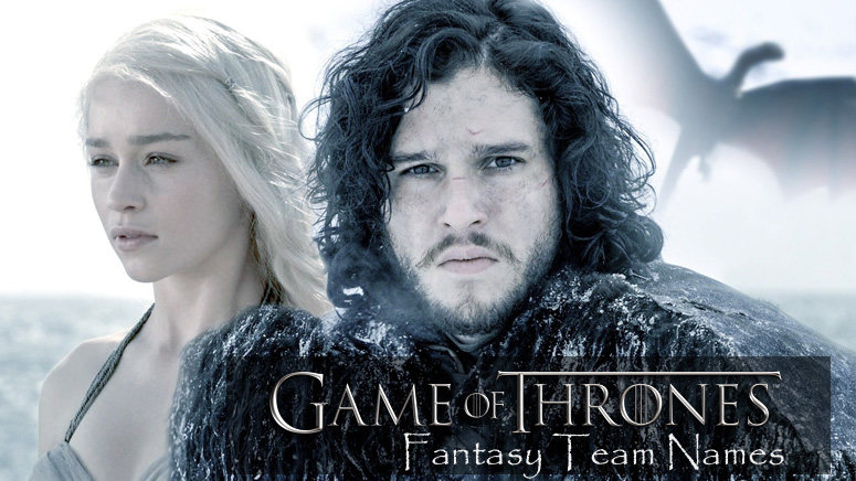 Game of Thrones Team Names