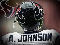 Andre Johnson:Yards Worth the Lack of TD's? 8