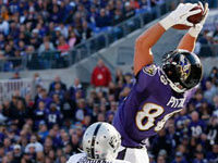 Dennis Pitta Done for the Season 12