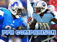 PPR Comparision