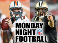 Monday Night Football Preview: Dolphins at Saints 7