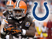 Trent Richardson Traded to Colts  5