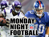 MNF Preview Vikings at Giants