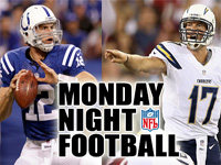 Monday Night Football Preview: Colts at Chargers 13