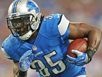 Joique Bell Fantasy Football