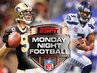 Monday Night Football Preview Saints at Seahawks