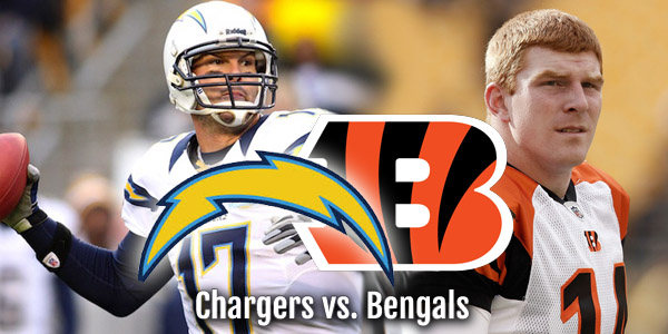 NFL Playoff Preview: Chargers at Bengals