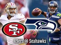 NFL Playoff Preview 49ers at Seahawks