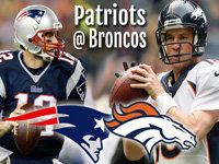 NFL Playoffs Preview: Patriots at Broncos 6