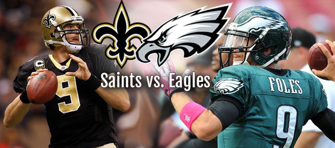 NFL Playoff Preview: Saints at Eagles