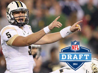 Blake Bortles NFL Draft