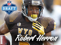 Robert Herron NFL Draft Stock 10