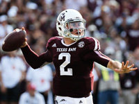 Johnny Manziel Fantasy: Will Johnny Football Join the Elite? 7