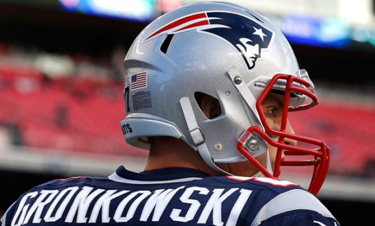 Patriots' Rob Gronkowski Expected to Miss Week 1 10