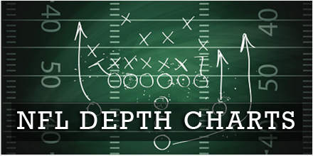 Nfl Depth Charts 2018 Gridiron Experts