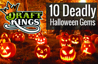 10 Deadly Halloween DraftKings Gems 13