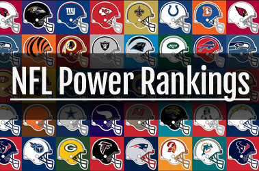 Nfl Power Rankings Week 5
