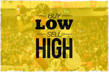 Buy Low Sell High Fantasy Football