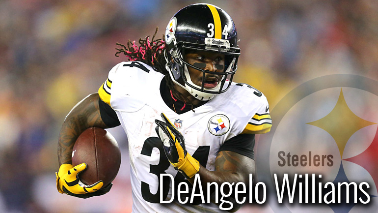DeAngelo Williams Waiver Wire
