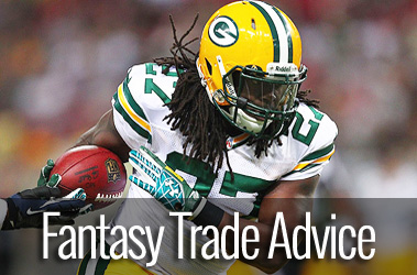Fantasy Trade Advice Week 9: Crunch Time 6