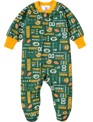Green Bay Packers pajamas