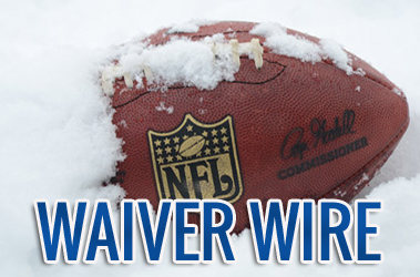 Week 17 Waiver Wire Pickups