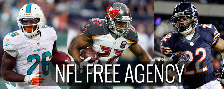 2016 Running Back Free Agents