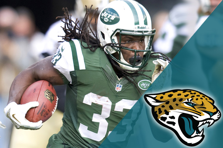 Chris Ivory signs with Jaguars