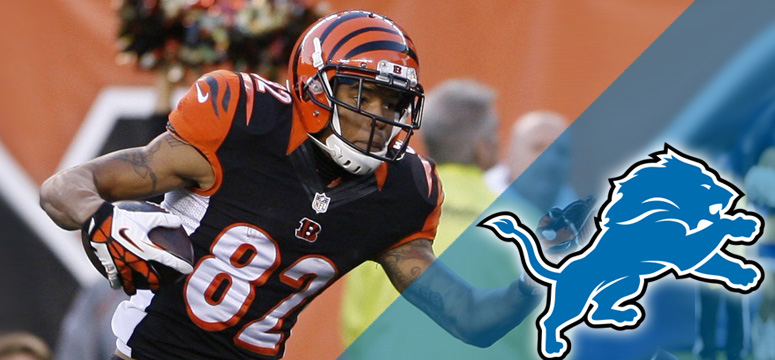 Marvin Jones Signs With Lions 6