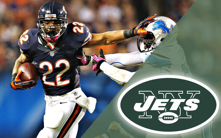 Matt Forte Signs with Jets