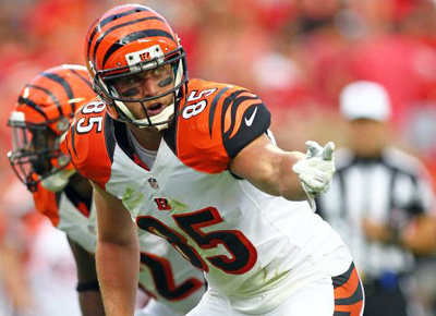 Who Should You Draft First: Tyler Eifert or Jimmy Graham? 5