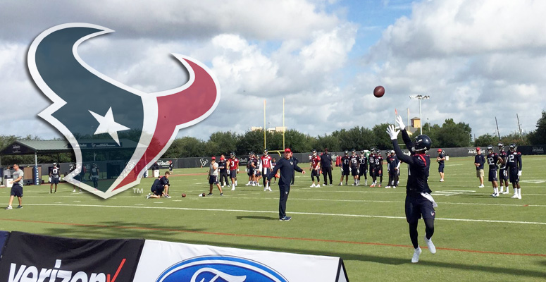 Texans Training Camp 2016