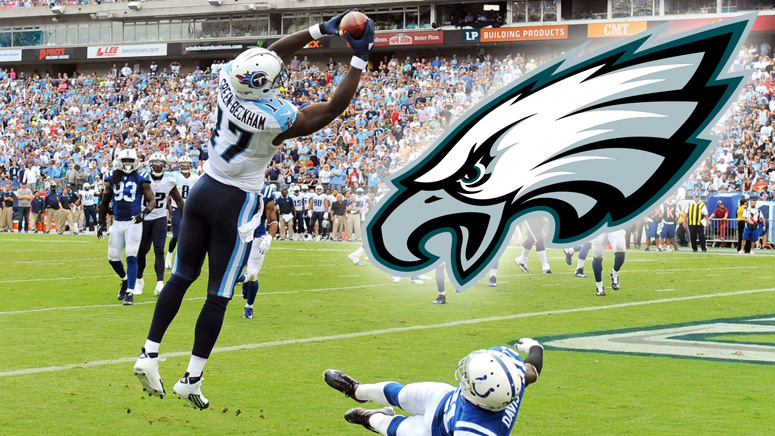 Dorial Green Beckham Trade