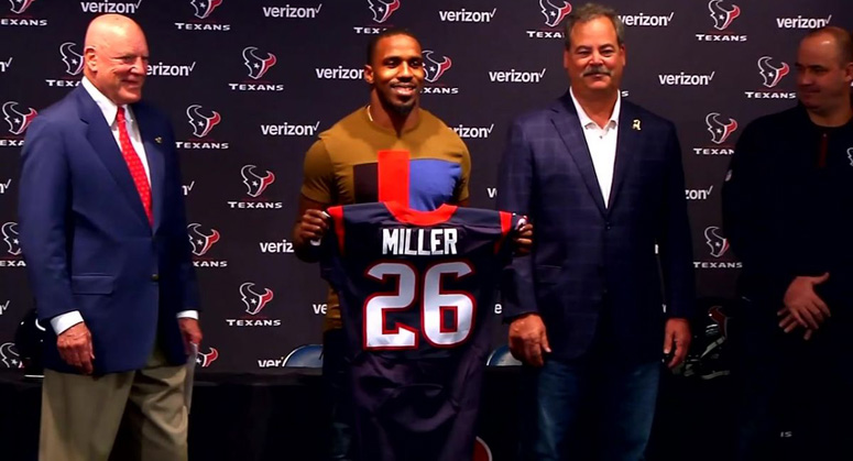 Can Lamar Miller Launch Himself into the Elite Fantasy RB Class? 5