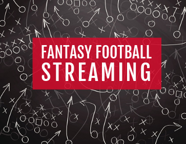 Fantasy Football Streaming Week 1