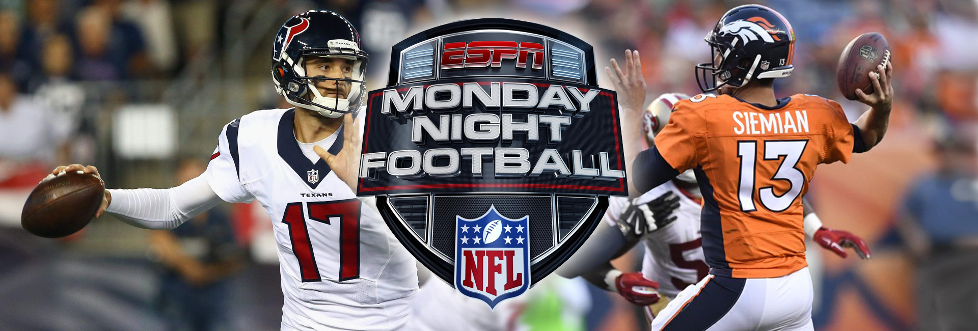 Monday Night Football Preview: Texans vs. Broncos