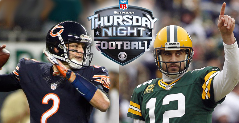 TNF Bears at Packers