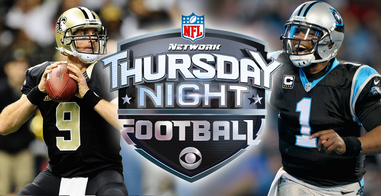 Thursday Night Football Preview: Saints at Panthers 30